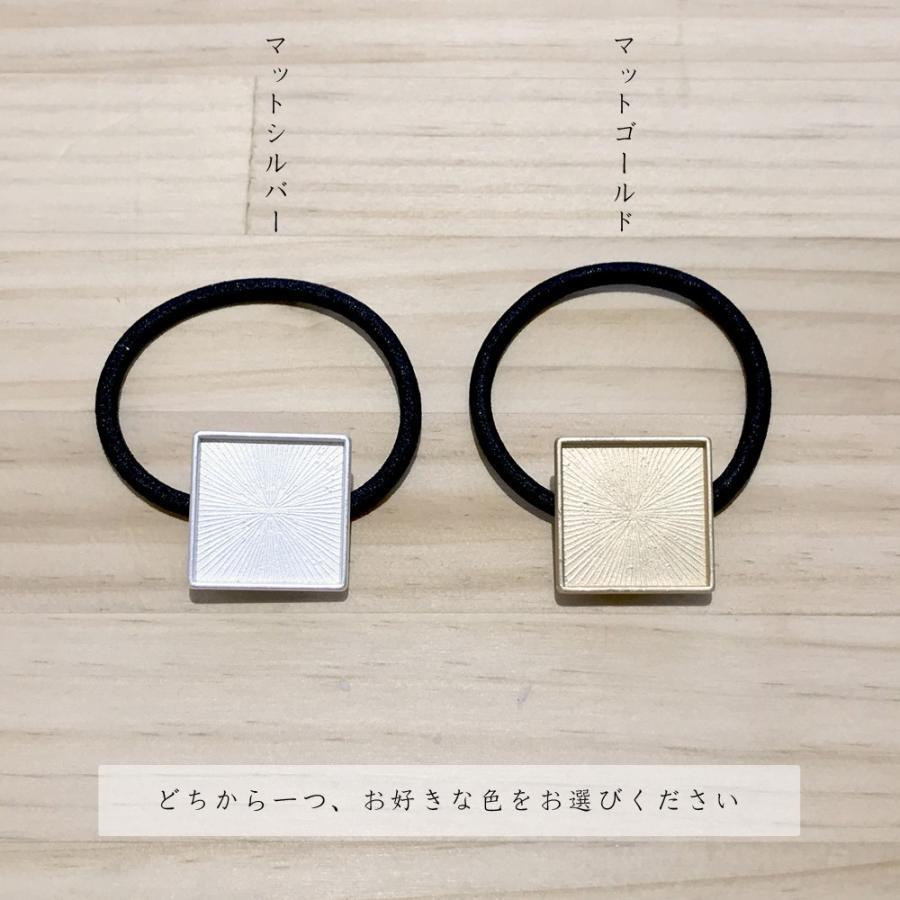 ヘアアクセサリー 制作キット nanayosha 02