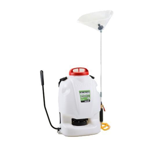 【工進】噴霧器 背負い式手動噴霧器15L【RW−15DX タンク容量:15L ホワイト 】