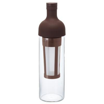 ハリオ フィルターインコーヒーボトル チャコールブラウン FIC-70-CBR nanbucoffee