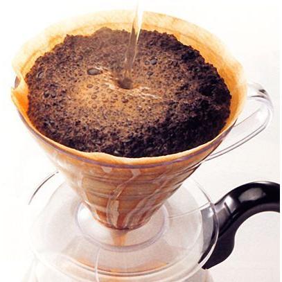 ハリオ V60透過ドリッパー02 レッド(PP製) VD-02R nanbucoffee 02