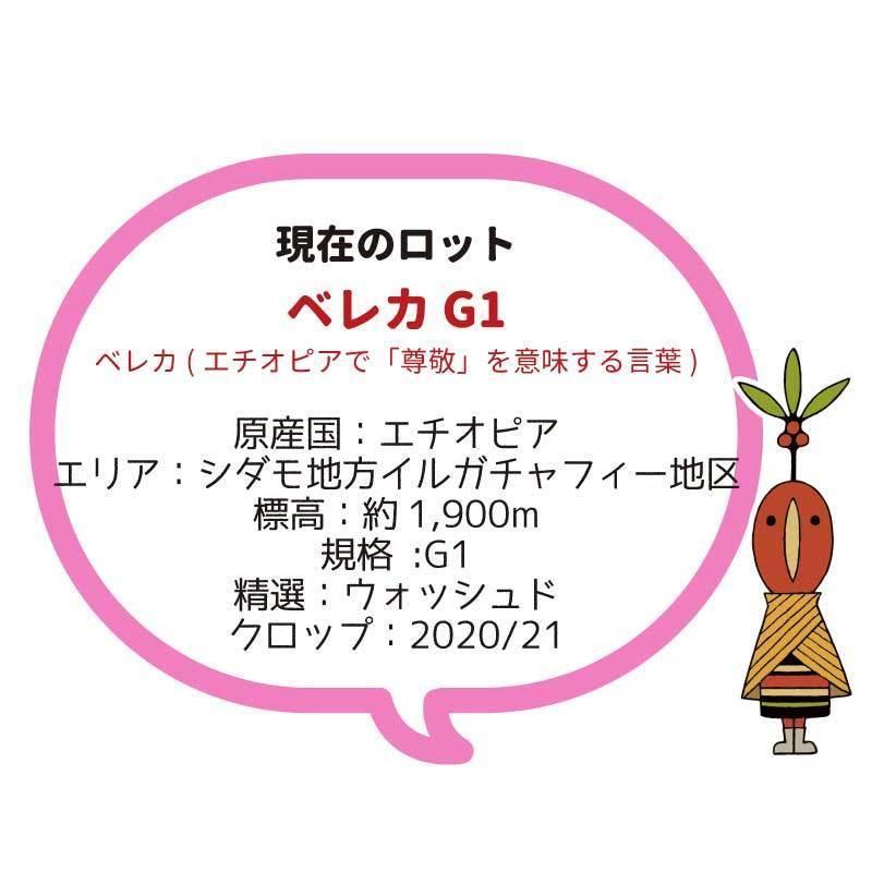 モカ 『イルガチャフィー』(生豆500g)|nanbucoffee|02