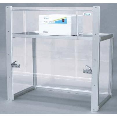 簡易型クリーンベンチ CCB-1B /W700xD423xH500mm