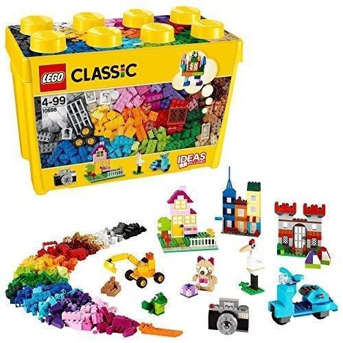 レゴ (LEGO) クラシック 黄色のアイデアボックス スペシャル 10698|nandemoturf