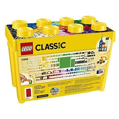 レゴ (LEGO) クラシック 黄色のアイデアボックス スペシャル 10698|nandemoturf|05