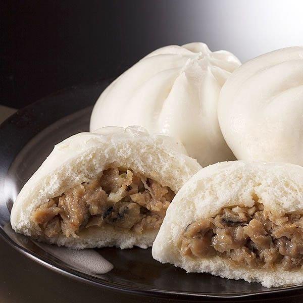 創業60年伝統の味 南国酒家 肉まん2種入り5個セットA 冷凍|nangokusyuka|02