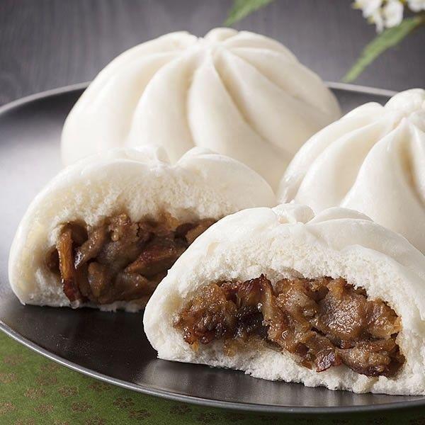 創業60年伝統の味 南国酒家 肉まん2種入り5個セットA 冷凍|nangokusyuka|03