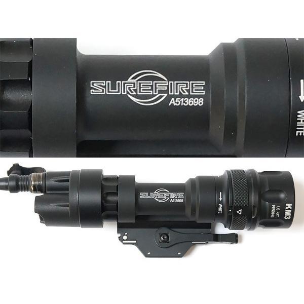 SUREFIREタイプIRモード搭載 M952V LEDライト ナイトビジョン対応 箱入|naniwabase|03