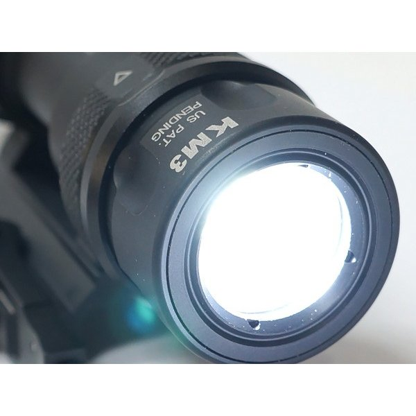 SUREFIREタイプIRモード搭載 M952V LEDライト ナイトビジョン対応 箱入|naniwabase|04
