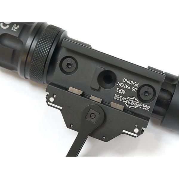 SUREFIREタイプIRモード搭載 M952V LEDライト ナイトビジョン対応 箱入|naniwabase|07