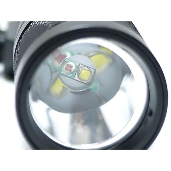 エアガン ライト SUREFIREタイプ M600V フラッシュライト IRモード搭載 20mmレイル対応|naniwabase|04