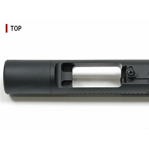 AngryGun製 東京マルイ GBB M4対応 ハイスピード ボルトキャリア 無刻印 6061アルミニウム製|naniwabase|04