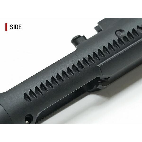 AngryGun製 東京マルイ GBB M4対応 ハイスピード ボルトキャリア 無刻印 6061アルミニウム製|naniwabase|06