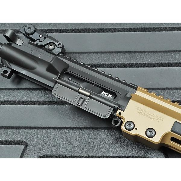 AngryGun製 東京マルイ GBB M4対応 ハイスピード ボルトキャリア BCM 刻印 6061アルミニウム製 naniwabase 03