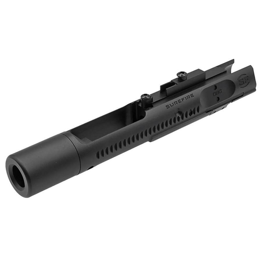 【AngryGun製】 東京マルイ GBB MWS M4対応 ハイスピード ボルトキャリア SUREFIRE刻印 SF-OBC 6061アルミニウム製|naniwabase