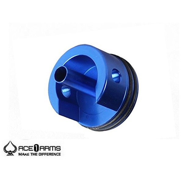 電動ガン ver3 メカボックス対応 ACE1ARMS A7075 シリンダーヘッド A-CH-V3SO naniwabase