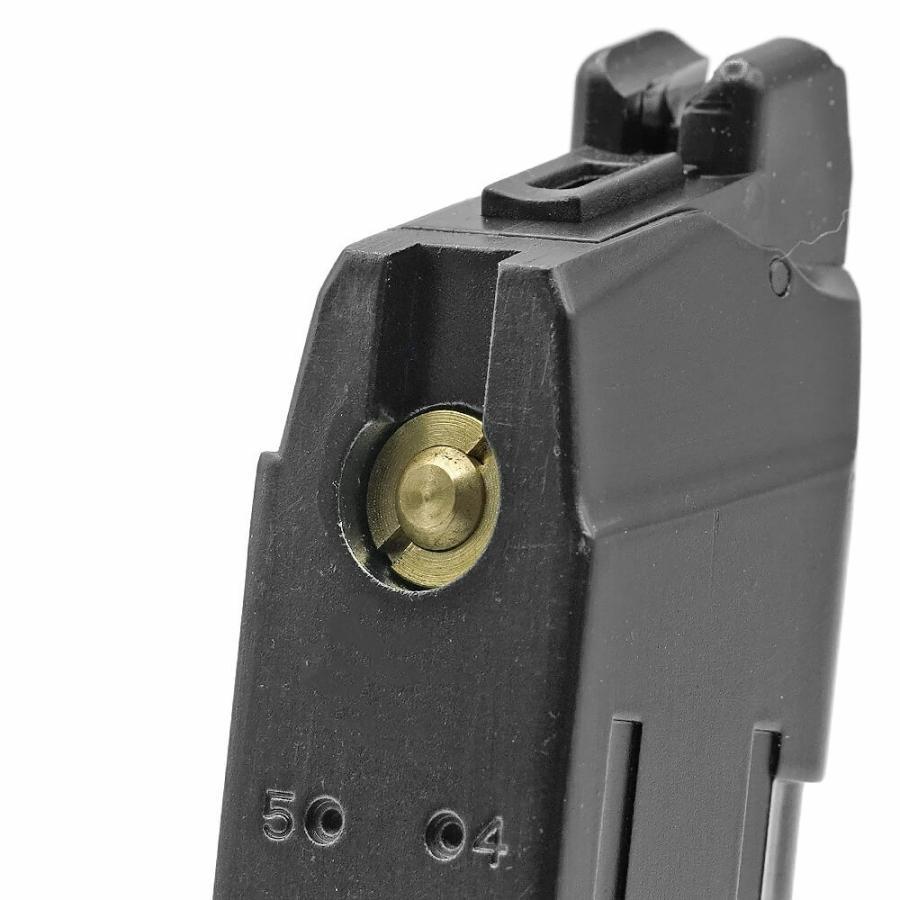 APS CO2 GBBシリーズ専用 Co2 マガジン BK AC003B JAPAN Ver 日本弾速規制対象品|naniwabase|04