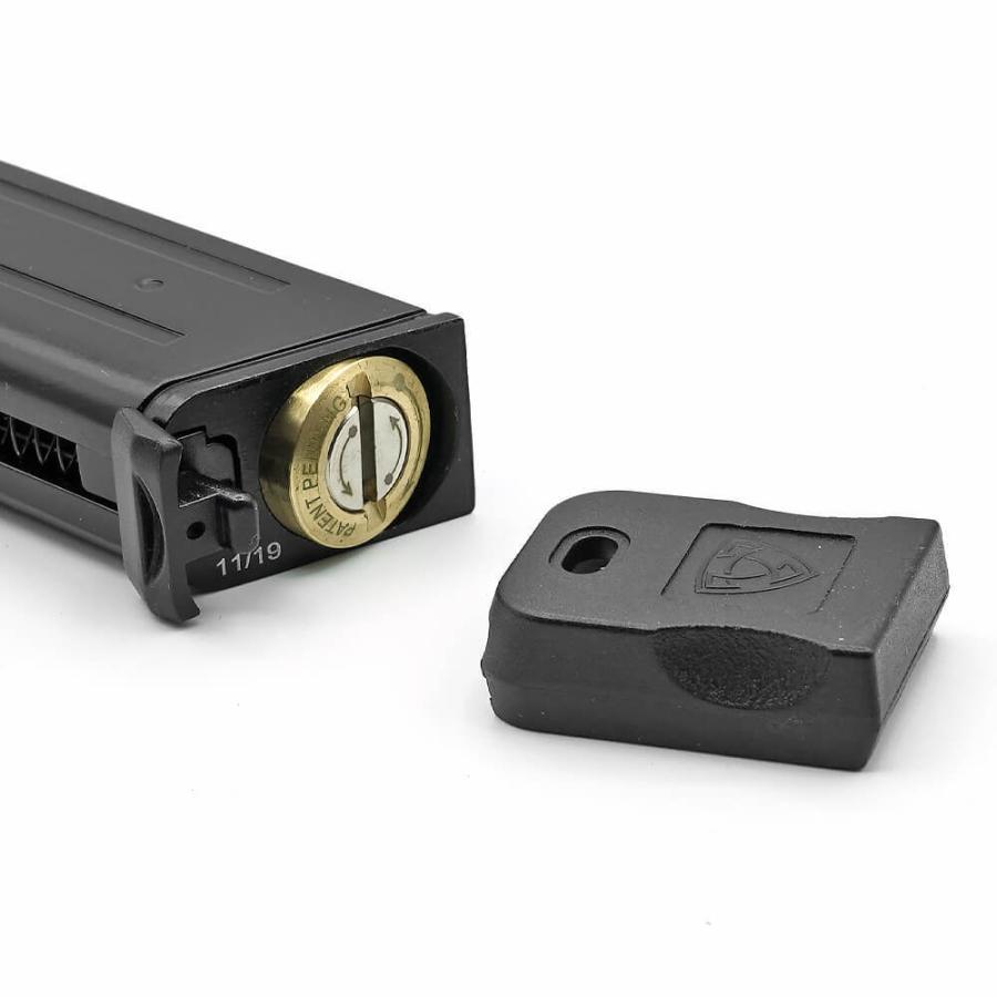 APS CO2 GBBシリーズ専用 Co2 マガジン BK AC003B JAPAN Ver 日本弾速規制対象品|naniwabase|07