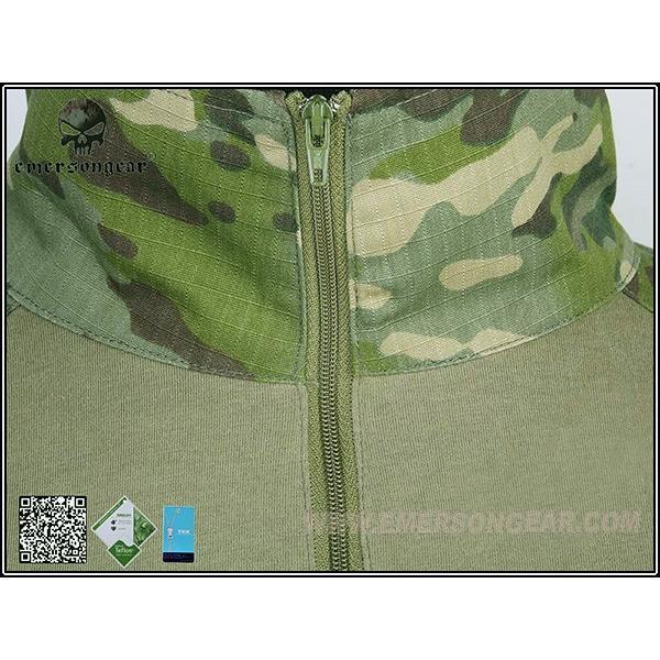 EMERSON CRYEタイプ コンバットシャツ&パンツ MCTP|naniwabase|06