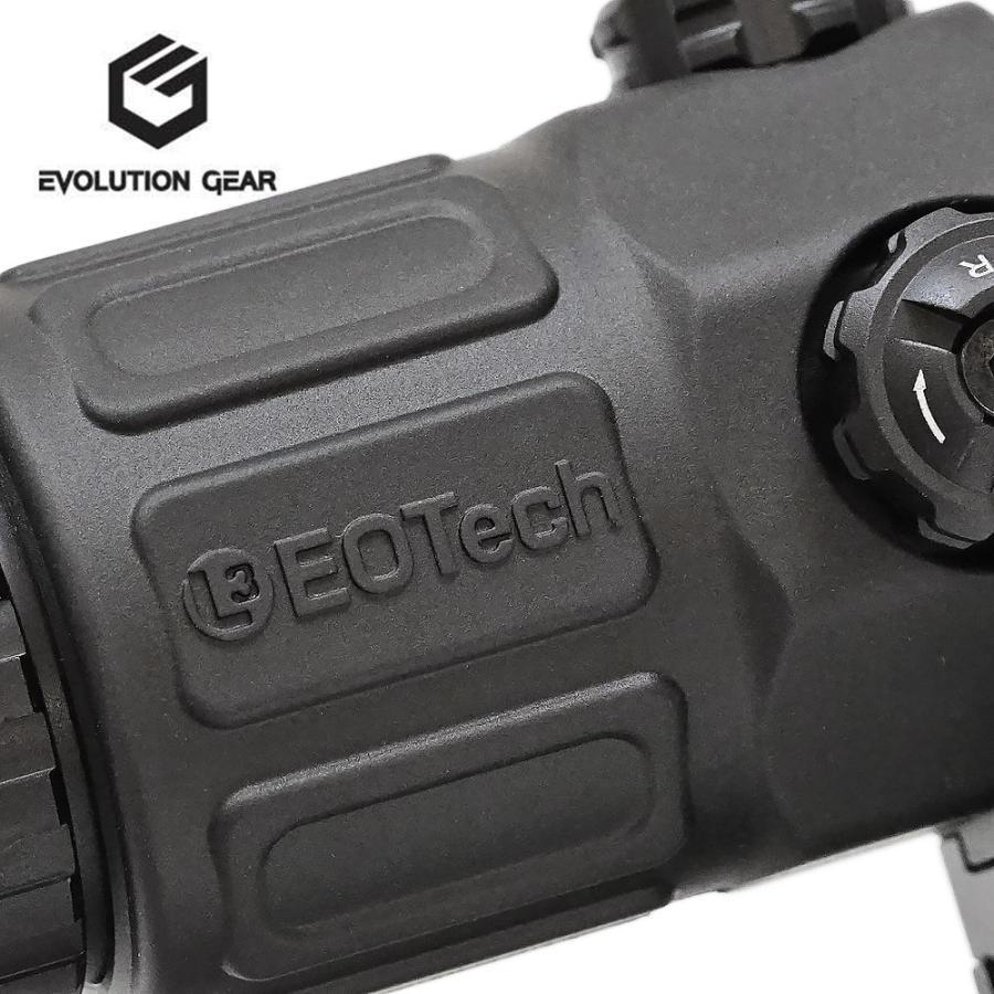 Evolution Gear 製 エボギア EOTech G33 マグニファイア 3.25倍 レプリカ 2020 クリアレンズ 最新モデル naniwabase 09