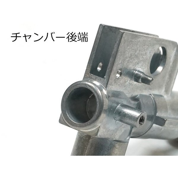 G&P製 M4/M16 メタル ホップアップチャンバー セット AEG M4シリーズ対応 naniwabase 06