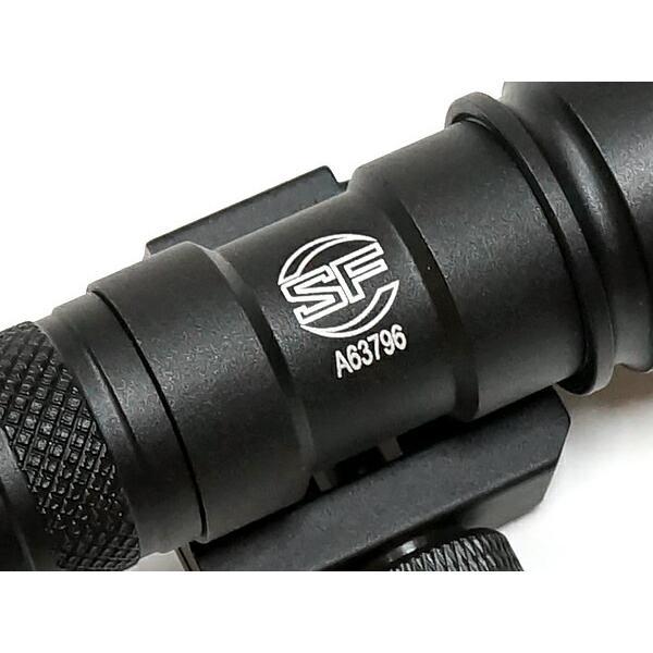 SFタイプ M300C ミニ スカウトライト リモート&プッシュスイッチ付 BK 箱入 20mmレイル対応 naniwabase 08