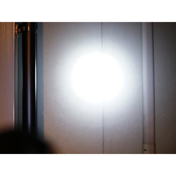 SFタイプ M300C ミニ スカウトライト リモート&プッシュスイッチ付 BK 箱入 20mmレイル対応 naniwabase 09