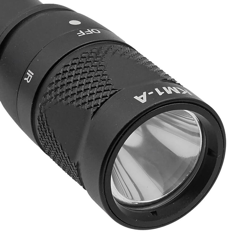 SUREFIREタイプ M600V オフセットフラッシュライト IRモード搭載 20mmレイル対応|naniwabase|08