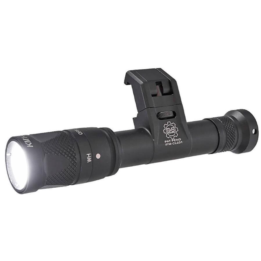 SUREFIREタイプ M600V オフセットフラッシュライト IRモード搭載 20mmレイル対応|naniwabase|09