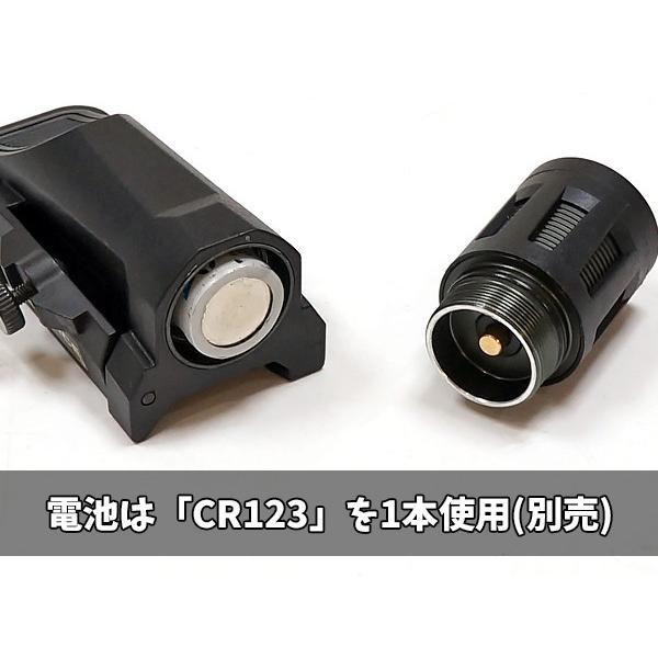 ハンドガンライト SOTAC製 INFORCEタイプ WML GEN.2 ウェポンライト LEDフラッシュライト|naniwabase|09