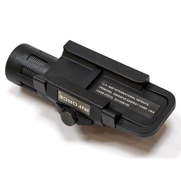 ハンドガンライト SOTAC製 INFORCEタイプ WML GEN.2 ウェポンライト LEDフラッシュライト|naniwabase|10