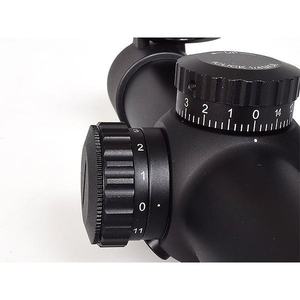 サイトロンジャパン TR-X 1.25-4.5x24 IR CQBスコープ   R503 naniwabase 06