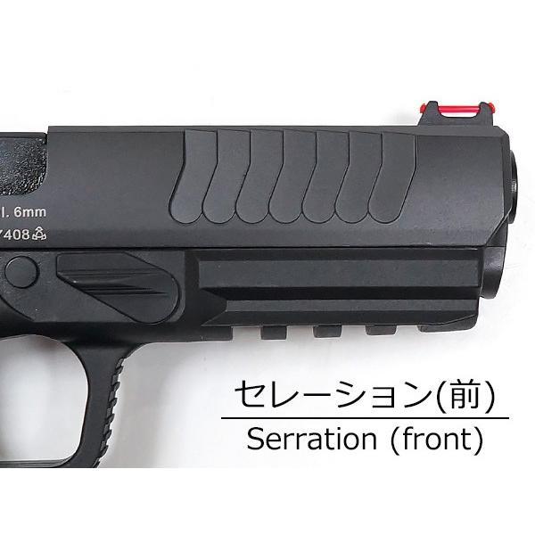 APS製 CO2専用 GBB SHARK.B-J シャーク ガスブローバック ハンドガン (セミ フル切替式) JAPAN Ver 日本規制対象品 naniwabase 06