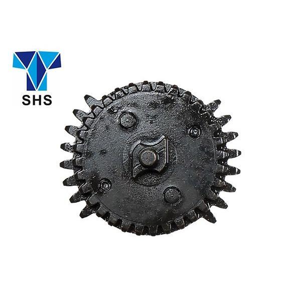 SHS製 電動ガン メカボックス Ver2用 ダブルセクターギア & タペットプレート 18:1 平歯 ギア 用 SHS-312 超ハイサイクルカスタムへ|naniwabase|03