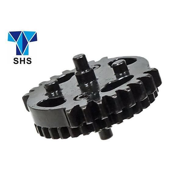 SHS製 電動ガン メカボックス Ver2用 ダブルセクターギア & タペットプレート 18:1 平歯 ギア 用 SHS-312 超ハイサイクルカスタムへ|naniwabase|04