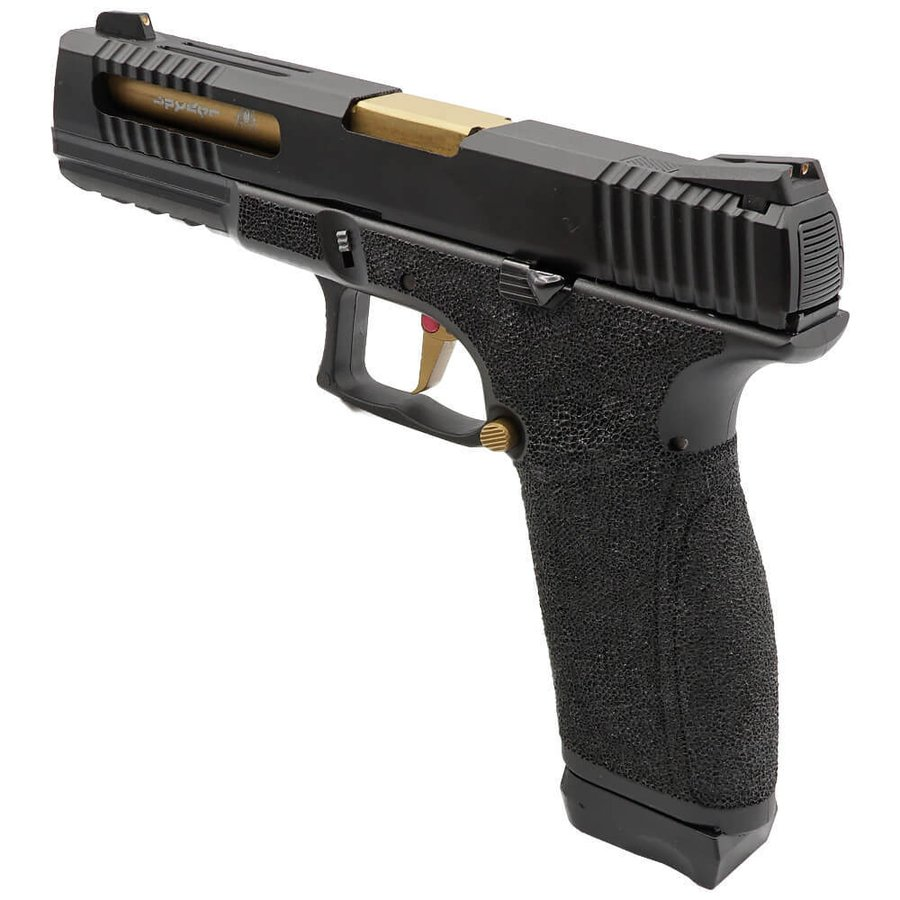 APS製 CO2専用 GBB SPYDER D-Mod スパイダー ガスブローバック ハンドガン セミ JAPAN Ver 日本弾速規制対象品|naniwabase|04