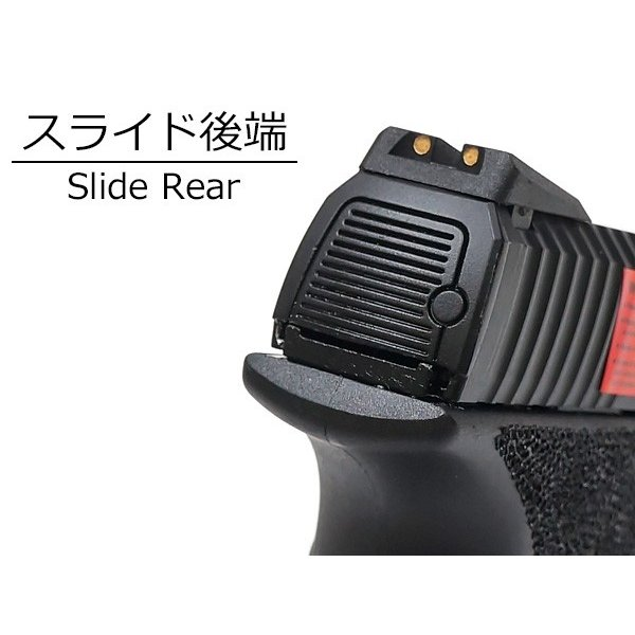 APS製 CO2専用 GBB SPYDER D-Mod スパイダー ガスブローバック ハンドガン セミ JAPAN Ver 日本弾速規制対象品|naniwabase|09