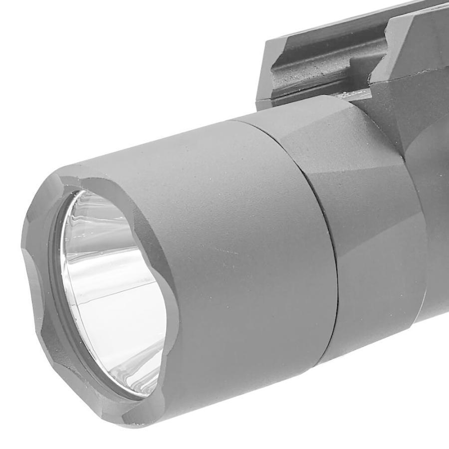 エアガン LED ライト SUREFIREタイプ X300 ULTRA フラッシュライト ハンドガン 20mmレイル 対応|naniwabase|13