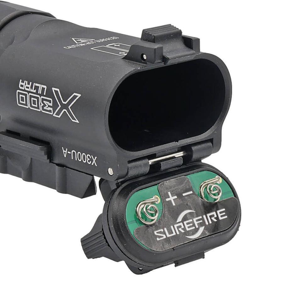 エアガン LED ライト SUREFIREタイプ X300 ULTRA フラッシュライト ハンドガン 20mmレイル 対応|naniwabase|15
