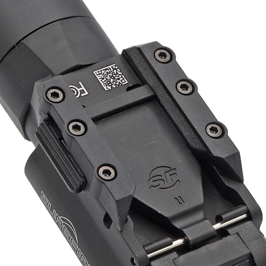 エアガン LED ライト SUREFIREタイプ X300 ULTRA フラッシュライト ハンドガン 20mmレイル 対応|naniwabase|16