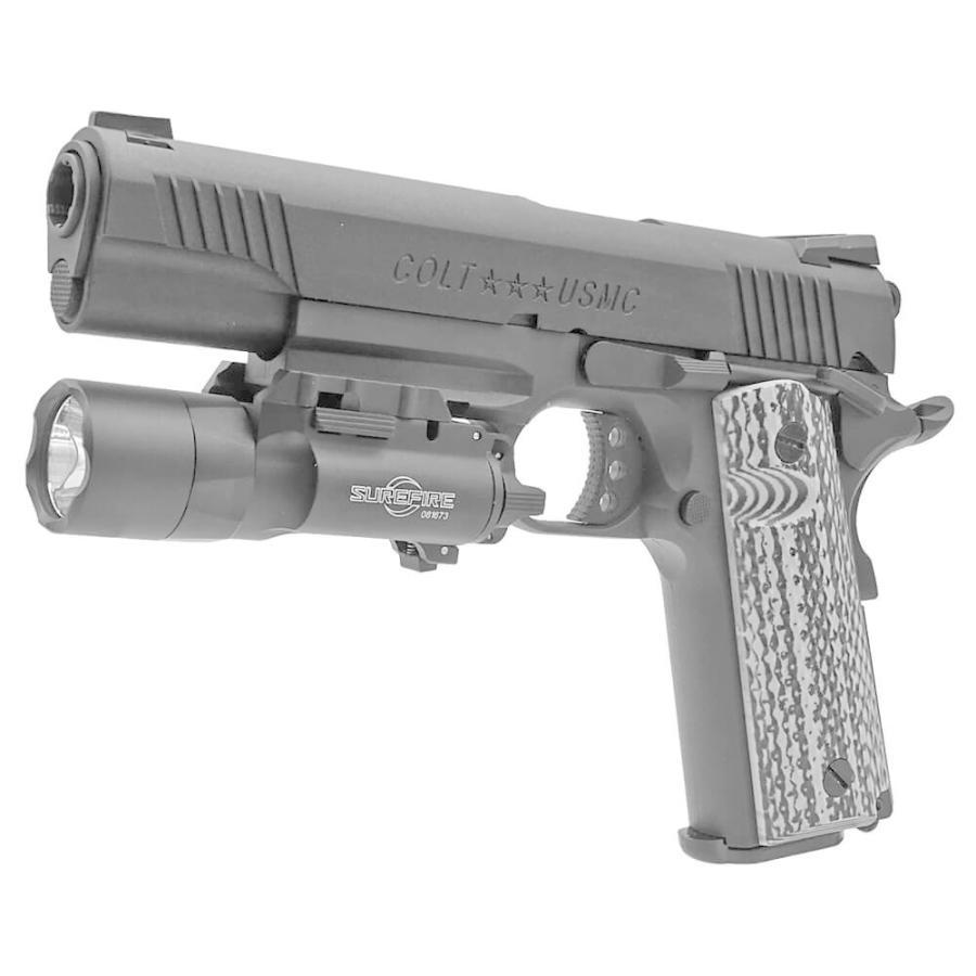エアガン LED ライト SUREFIREタイプ X300 ULTRA フラッシュライト ハンドガン 20mmレイル 対応|naniwabase|17