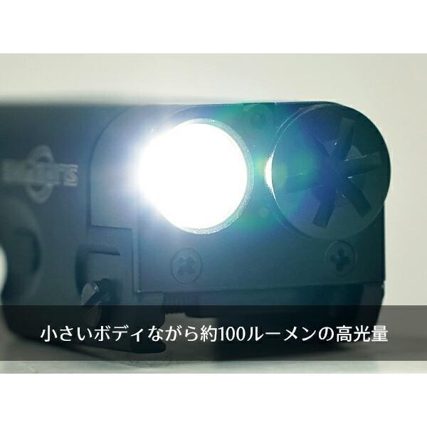ハンドガンライト SUREFIREタイプ XC1-A ULTRA コンパクト LED フラッシュライト|naniwabase|12