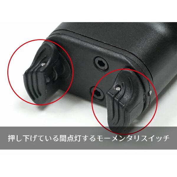 ハンドガンライト SUREFIREタイプ XC1-A ULTRA コンパクト LED フラッシュライト|naniwabase|14