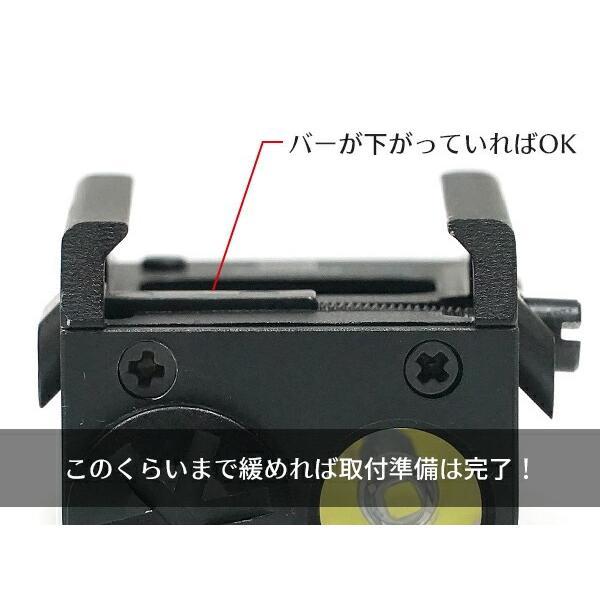 ハンドガンライト SUREFIREタイプ XC1-A ULTRA コンパクト LED フラッシュライト|naniwabase|16