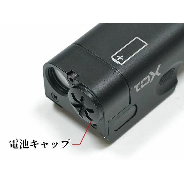 ハンドガンライト SUREFIREタイプ XC1-A ULTRA コンパクト LED フラッシュライト|naniwabase|09