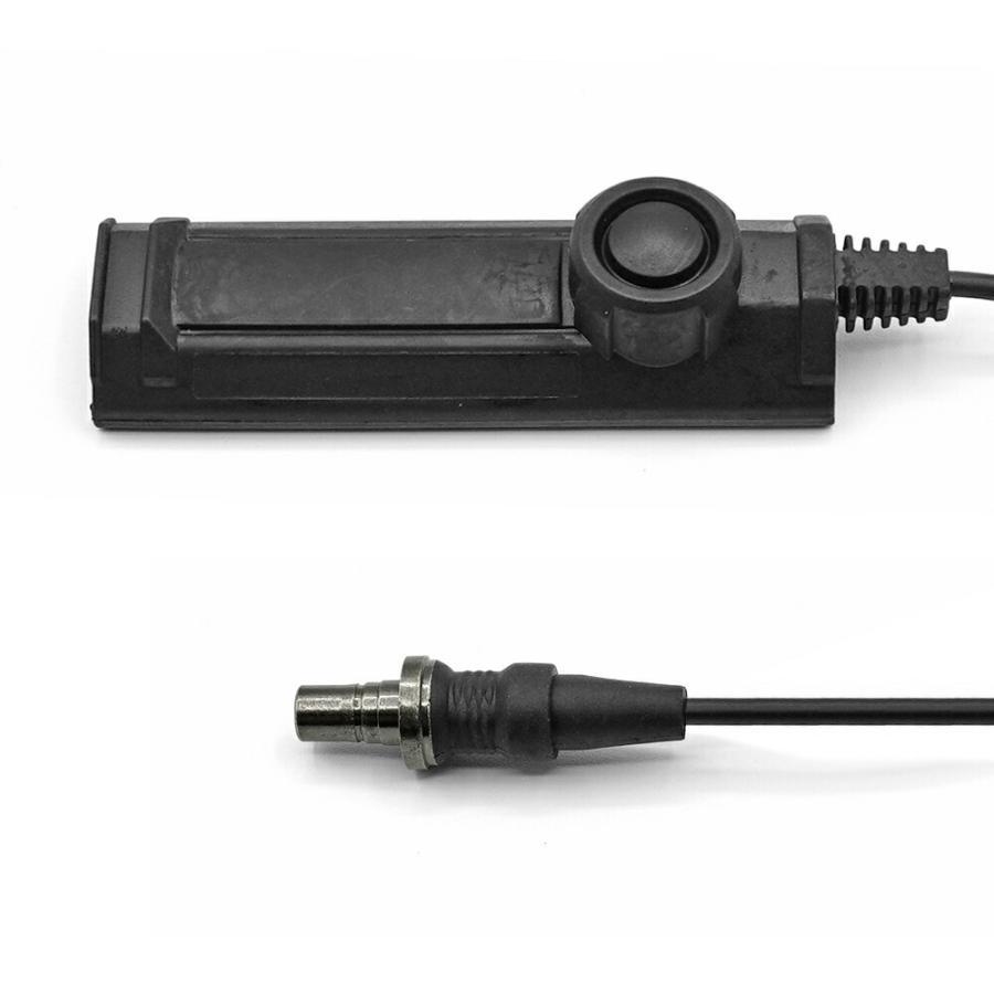 SUREFIRE タイプ M600C スカウトライト デュアルスイッチ 付き WD04007-BK-LOGO WADSN 製 naniwabase 13