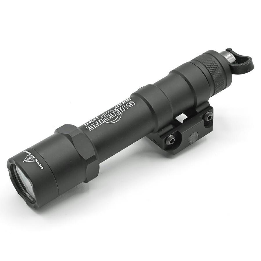 ☆実物CREE製LED使用☆ 【WADSN製】 SUREFIREタイプ M600B スカウトライト (CREE XP-G R5 LED)|naniwabase|04