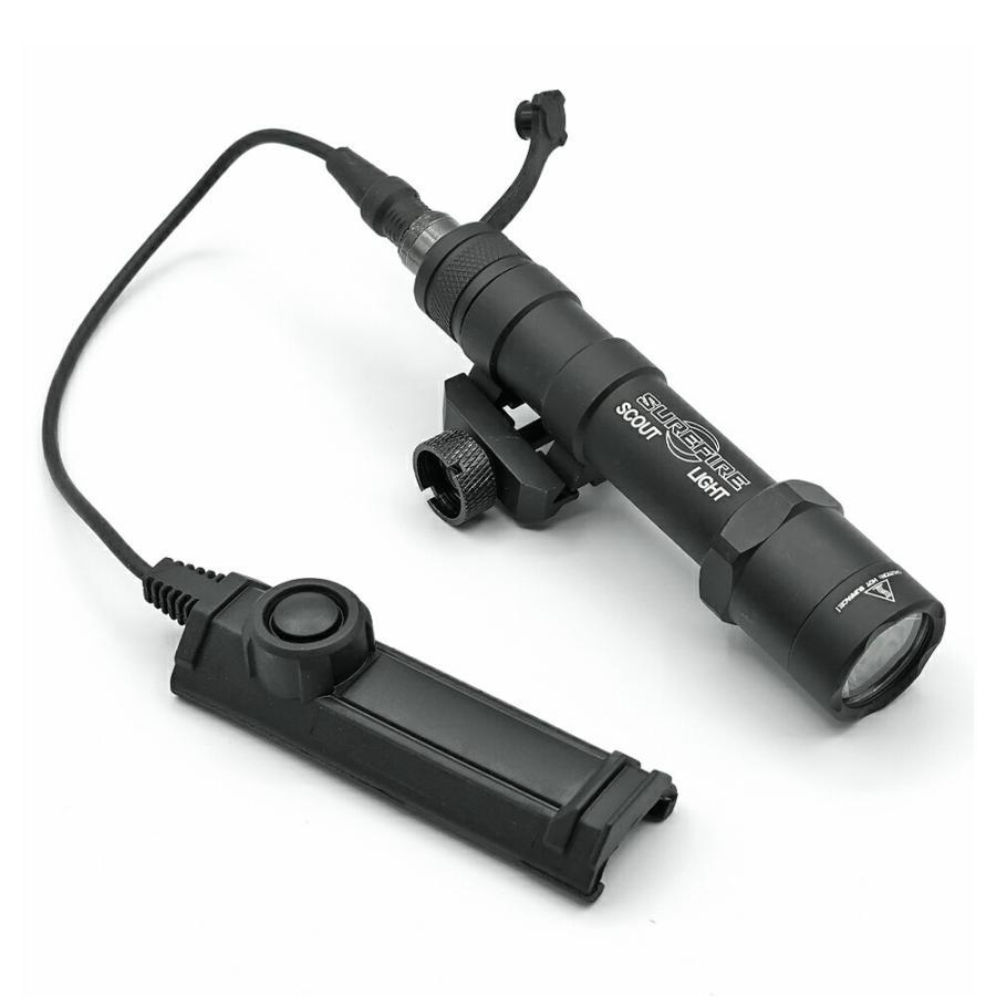 ☆実物CREE製LED使用☆ 【WADSN製】 SUREFIREタイプ M600B スカウトライト (CREE XP-G R5 LED)|naniwabase|06