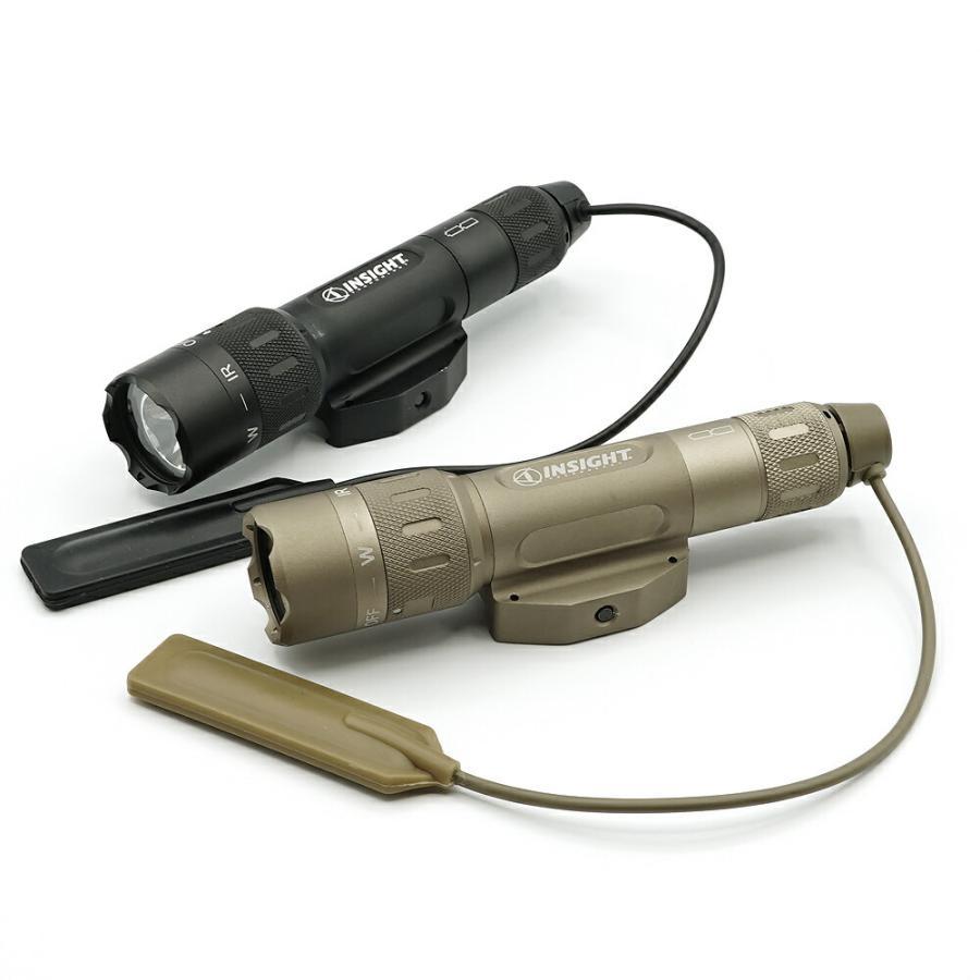 リアル 刻印モデル INSIGHT タイプ WMX200 ウェポンライト IR 赤外線 実物 CREE LED 使用 WNE04014 WADSN 製|naniwabase|11