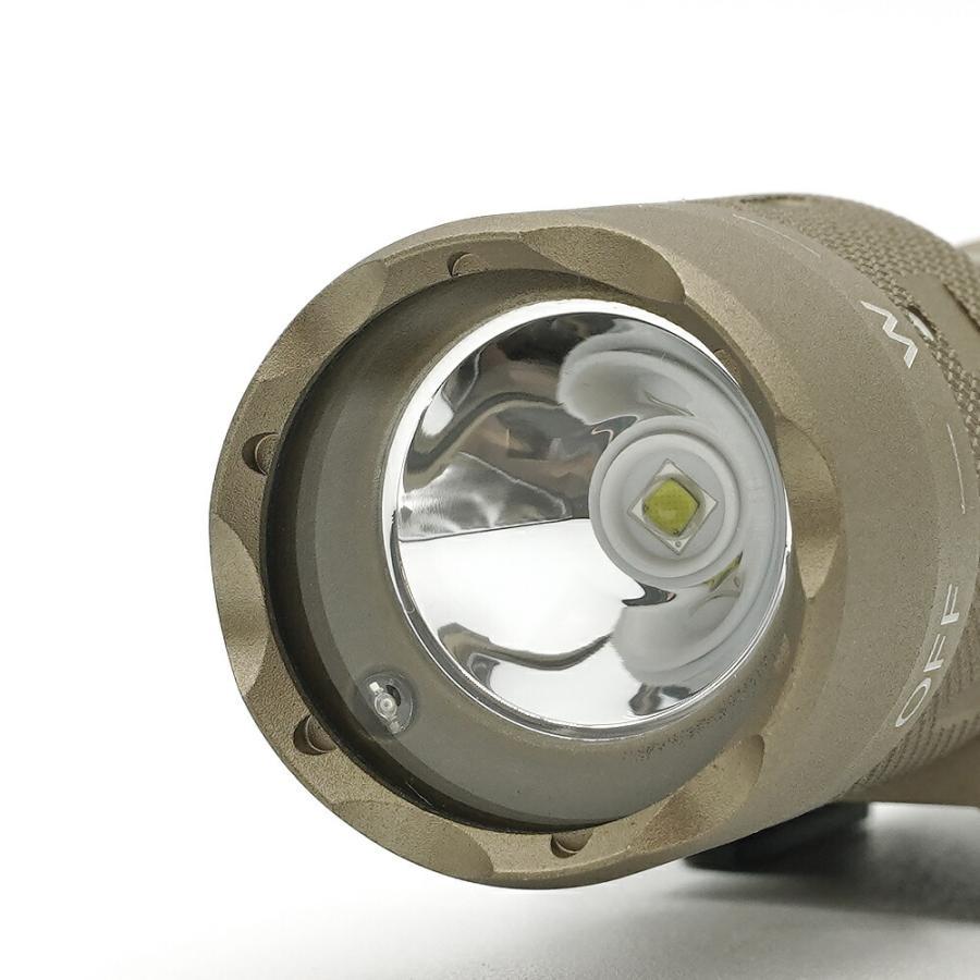 リアル 刻印モデル INSIGHT タイプ WMX200 ウェポンライト IR 赤外線 実物 CREE LED 使用 WNE04014 WADSN 製|naniwabase|12