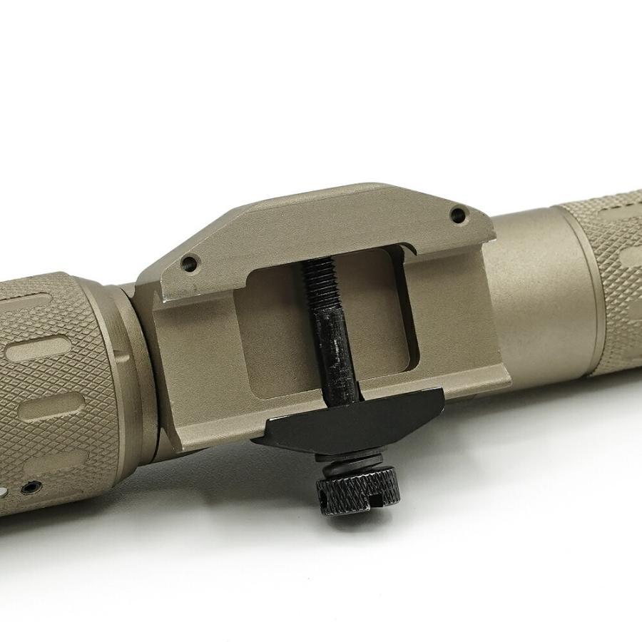 リアル 刻印モデル INSIGHT タイプ WMX200 ウェポンライト IR 赤外線 実物 CREE LED 使用 WNE04014 WADSN 製|naniwabase|16